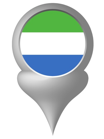nomination: Sierra Leona Vectores