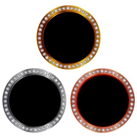 medal Stock Vector - 15974744