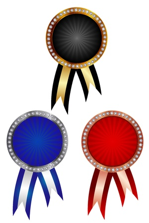 medal Stock Vector - 15974746