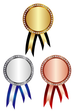 medal Stock Vector - 15974743