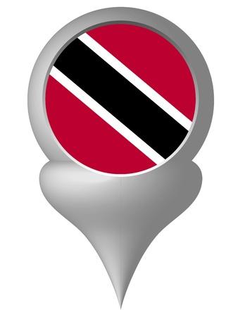 trinidad: Trinidad and Tobago Illustration
