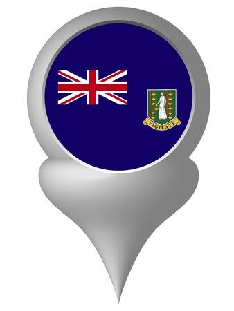 nomination: Islas V�rgenes Vectores