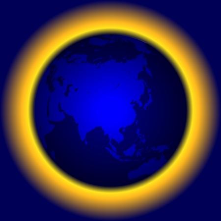 Earth Stock Vector - 16968782
