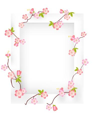 cherry tree Stock Vector - 17189614