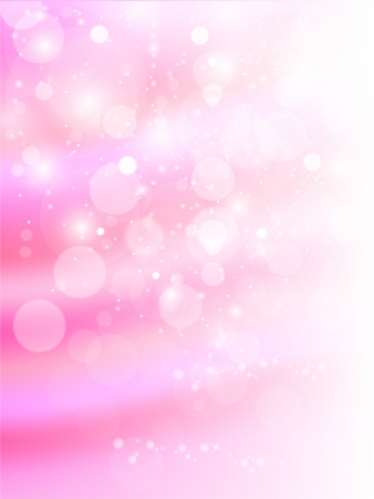he no background: Pink cherry background