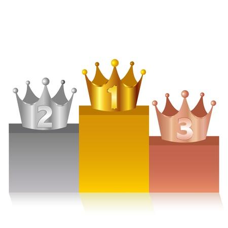 runner up: Crown Crown Award