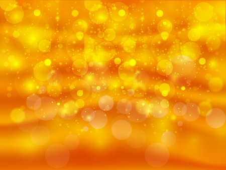 Amber gold background paper Vector