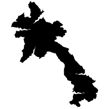 plateau: Laos