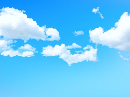 sunlight sky: Sky blue sky background