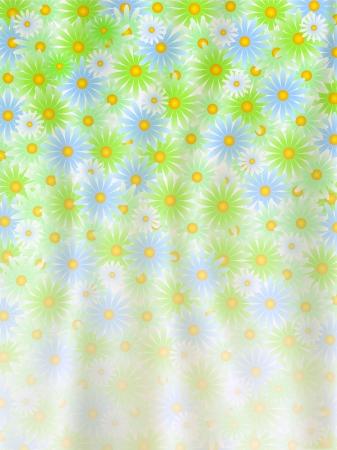 petal: Summer flower petal background