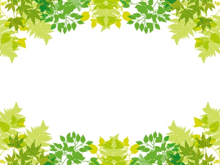 Leaf Stock Vector - 18484811