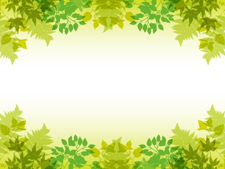 Leaf Stock Vector - 18484809