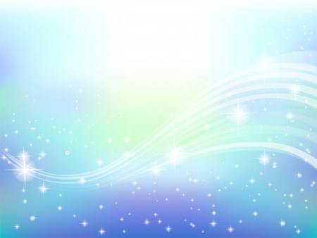 Background sky space star landscape Stock Vector - 19164024