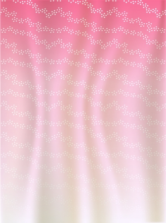 Sakura silk background Stock Vector - 19289234