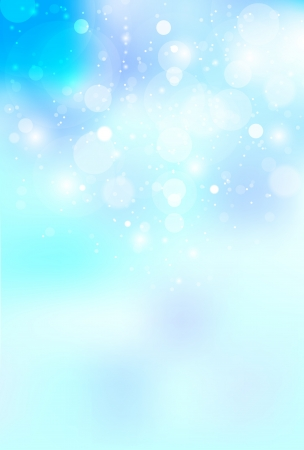 filtering: Blue sky background Illustration