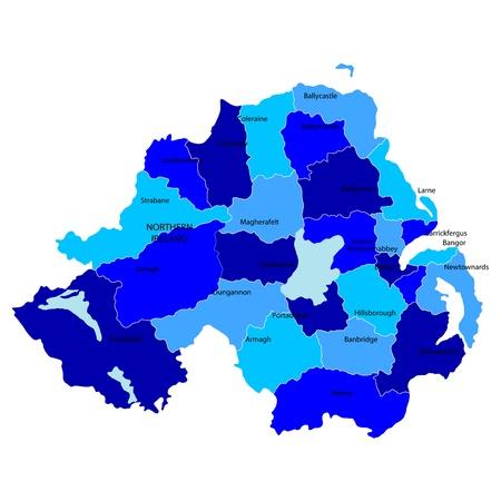 北アイルランド