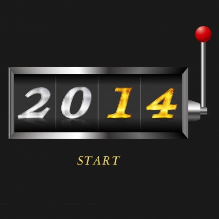 new year s day: 2014 New Year slot