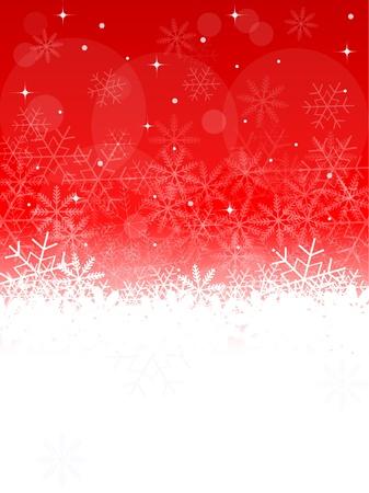 Schnee Vektorgrafik