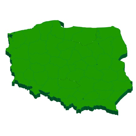 country: Poland Map country