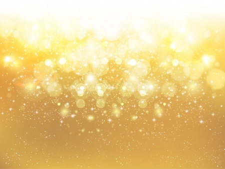 Light gold background Illustration