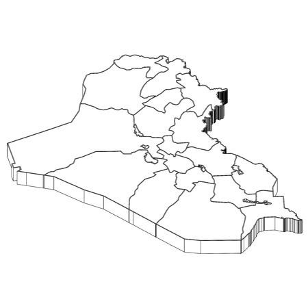 iraq: Iraq Iraq Map