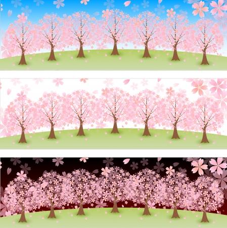 patio escuela: Fondo de cereza