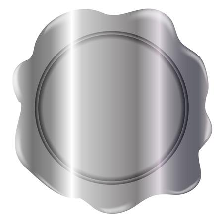 銀メダル フレーム