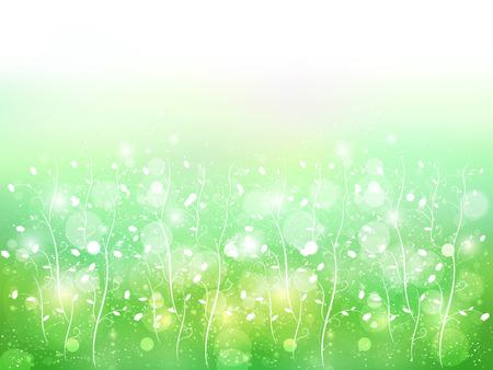 leaf background: Leaf background sky Illustration