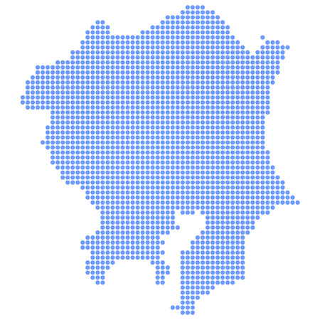 kanto: Kanto map circle