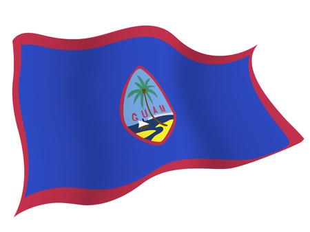 guam: Guam Country flag