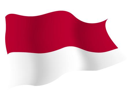 インドネシア国旗