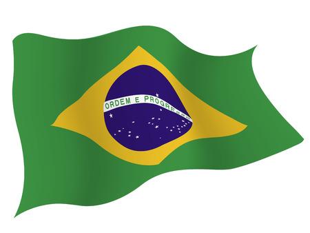 브라질 € € 국가 국기