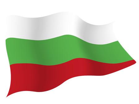 불가리아 국기