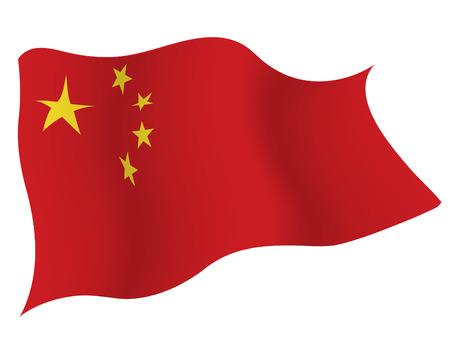 Chinaã € € 국가 국기