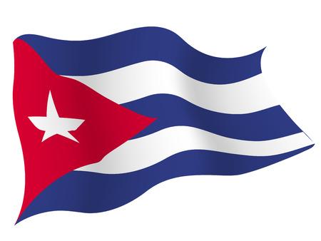 Cuba〠€ 国旗