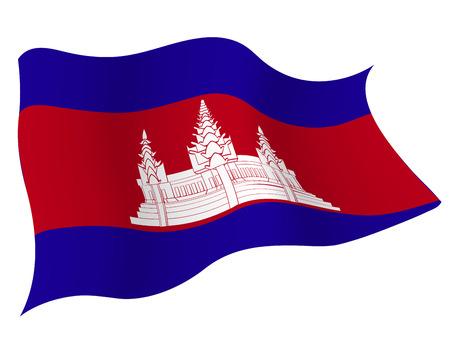 캄보디아 € country flag