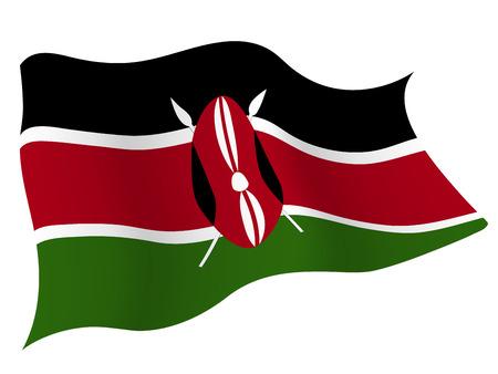 케냐 국가 플래그