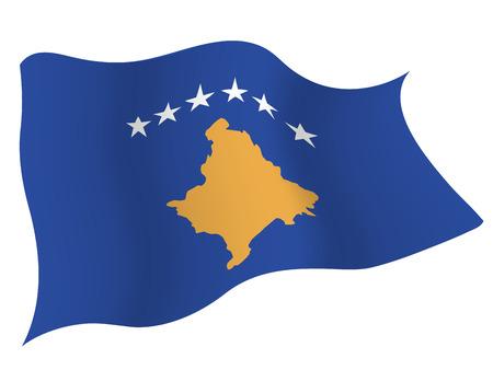 Kosovoã € country flag