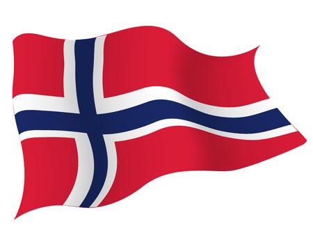 노르웨이 국가 플래그