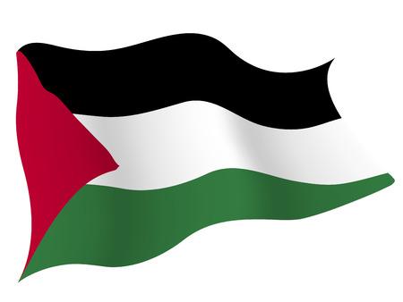 팔레스타인 € € 국가 국기