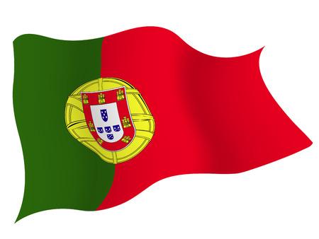 Portugalã € € 국가 국기