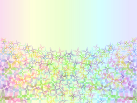 petal: Flower petal background Illustration