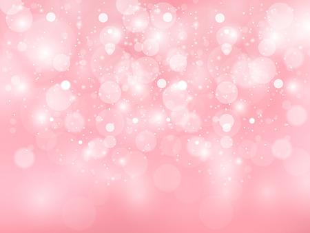 Licht roze achtergrond Stock Illustratie