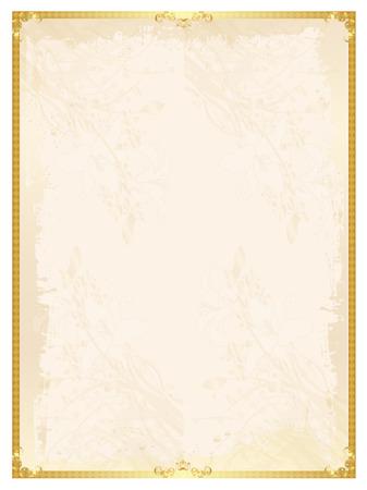 deed: Frame utiliza escritura de papel