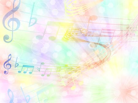 Note de musique musique Banque d'images - 28108767