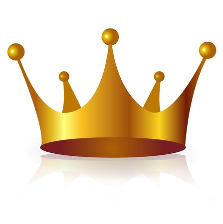 Crown gold crown