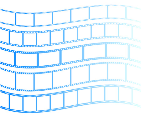 Film negative frame