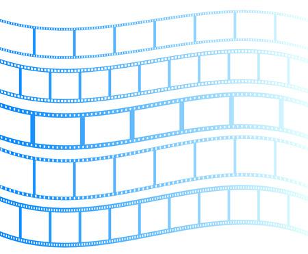 filmnegativ: Negativfilmrahmen