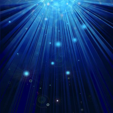 ocean floor: Sea submarine background