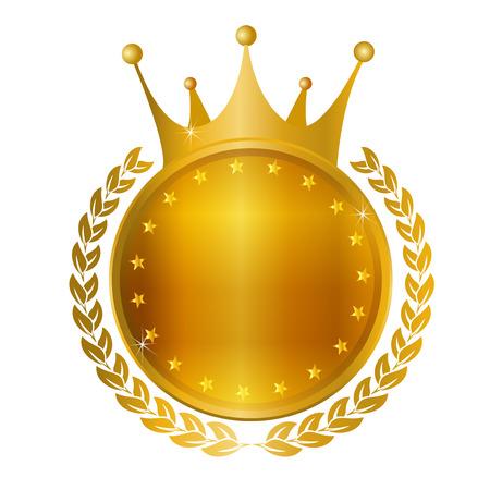 Kroonframe medaille